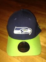 NFL Seattle Seahawks New Era Cap