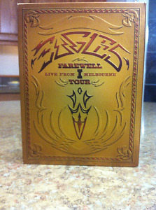 Eagles Farewell Tour 1 CD Collection-Live from Melbourne