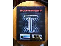 Tobacco compressor