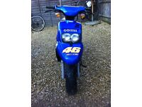 Yamaha Cw's spares and repair/project
