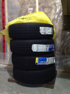 Brand New set of Michelin Xice3 Snow Tires