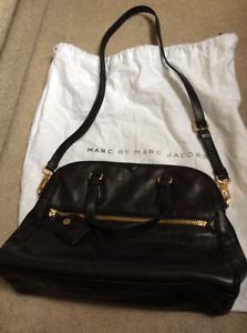 MARC BY MARC JACOBS Satchel - Globetrotter Mini Rei In black