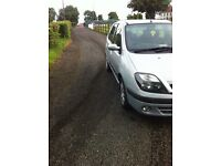 02 Renault Scenic Dti