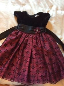 Girls party dress -size 6