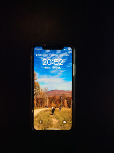 iphone x in perfect condition A1