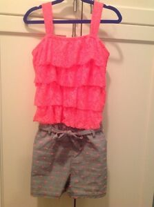 Girls size 14/16 one piece - Fits more like size 10/12
