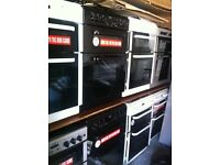 REFURBRISHED GAS COOKER CHEAP START FROM £120 ALL COME WITH A STORE WARRANTY