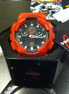 GA-100 (LIMITED EDITION) BRAND NEW