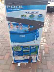 Ready for summer??  Intex text pool 16x48