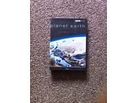 Planet Earth the complete series 5dvds