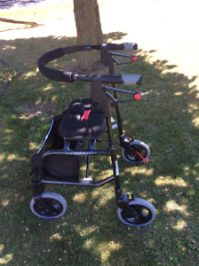 Nexus Cable Free Walker with Basket
