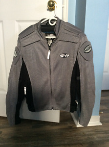 manteau Joe Rocket Mesh Jacket with Ballistic Armor