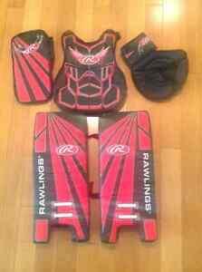 Street Hockey Goalie Set