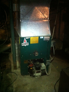 2008 Newmac Forced Air Furnace and Air Conditioner - Best Offer