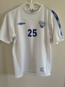 Vintage Vancouver Whitecaps soccer jersey