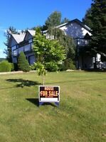 House for sale by Owner South Hills,Quesnel, B,C ,