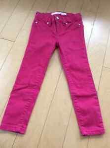 JOE'S designer jeans fushia size 4