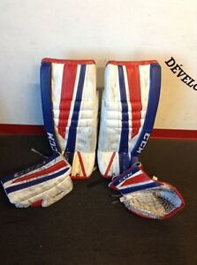 Equipement gardien de but hockey goaler 31+1 intermediaire pro