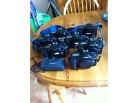 Cameras and accessories job lot