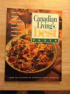 """CANADIAN LIVING'S BEST PASTA"" COOKBOOK"