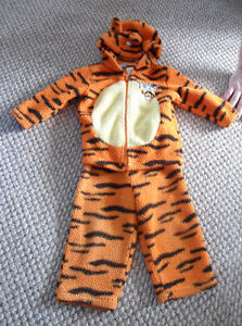 2 Piece Tiger Suit Set - perfect for car seat