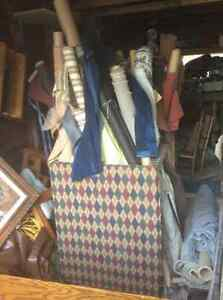 Several rolls of good upholstery - 5. - 25. Kitchener / Waterloo Kitchener Area image 1