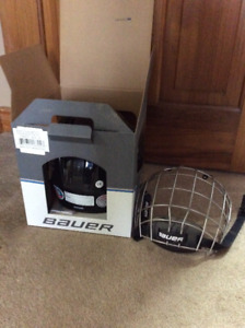 Bauer Hockey Helmet