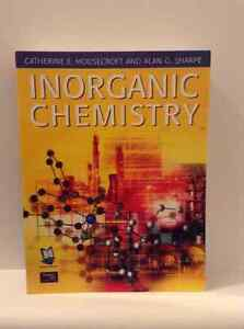 Inorganic Chemistry by Catherine E Housecroft and Alan G Sharpe
