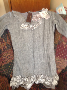 Brand new knit top