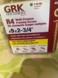 multi purpose screws