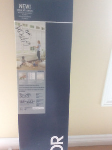 New price! Levolor Cordless Custom Size Now Blinds $10