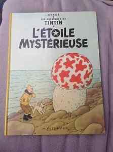 Tintin L'étoile mystérieuse B42