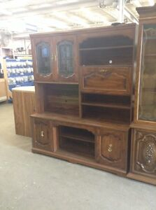 Various cabinets