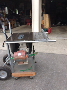 10 inch Rockwell Table Saw