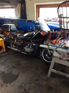 1981 goldwing complete