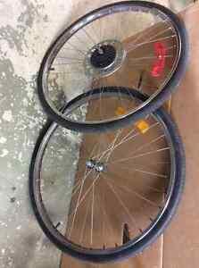 2 roues 26 anglais (650x35) vintage