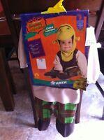 Shrek Halloween costume $10