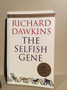 Richard Dawkins The Selfish Gene Kingston Kingston Area image 1