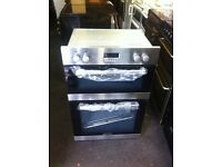 Double oven electric oven built in