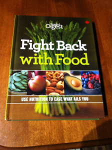 Livre Fight back with food- Book Fight back with food