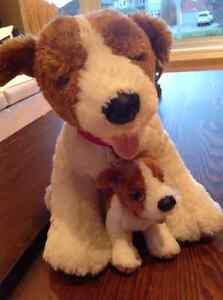 Build a Bear Dog with puppy Kitchener / Waterloo Kitchener Area image 1