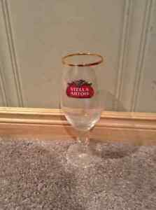 Stella Artois beer glass