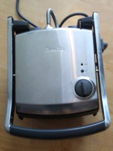 Breville Indoor Grill and panini maker