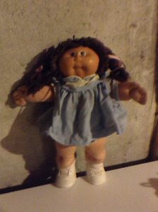 Vintage 1983 Cabbage Patch Doll