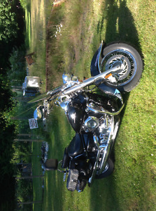 2003 Yamaha V Star  with low kms