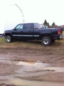 Chevy 2500 hd parts