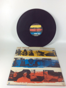 1983 Original The Police Vinyl Record Synchronicity