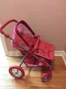 XMAS IS COMING:ESPRIT TWIN DOLL STROLLER & TWIN DOLLS
