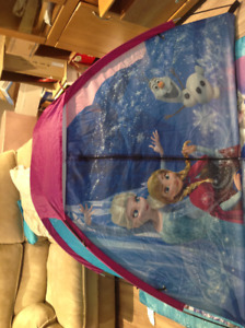 Tente pour enfant Reine des Neiges