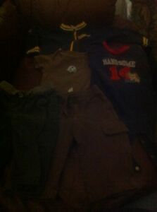 Boys 12-18 month clothing